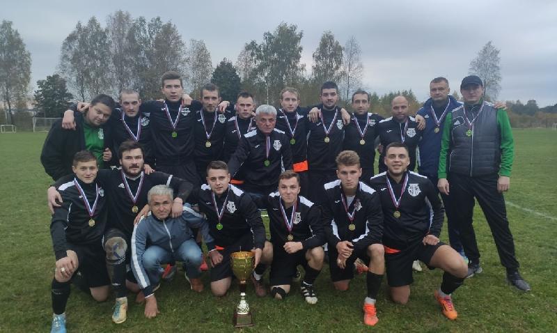 Футболисты «Торпедо» завоевали Кубок Смоленской области