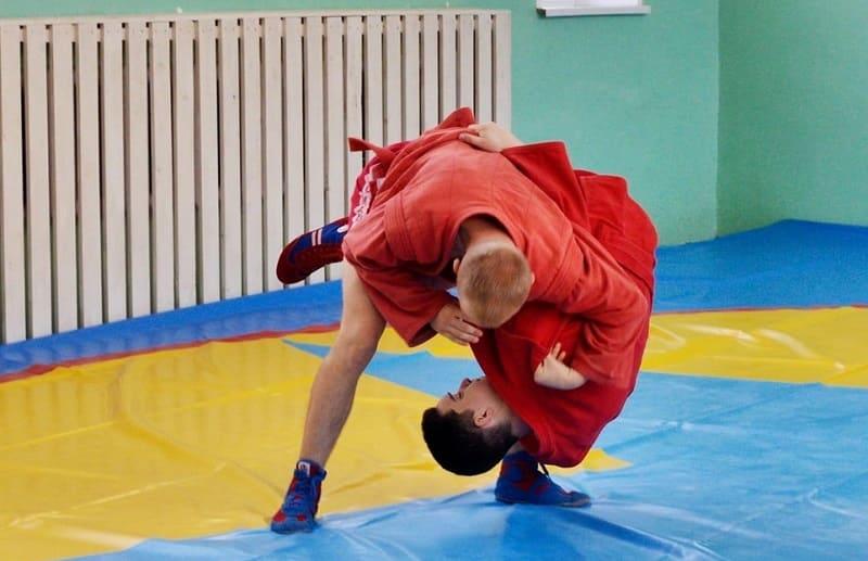 В Смоленском кадетском корпусе будут проводиться уроки самбо