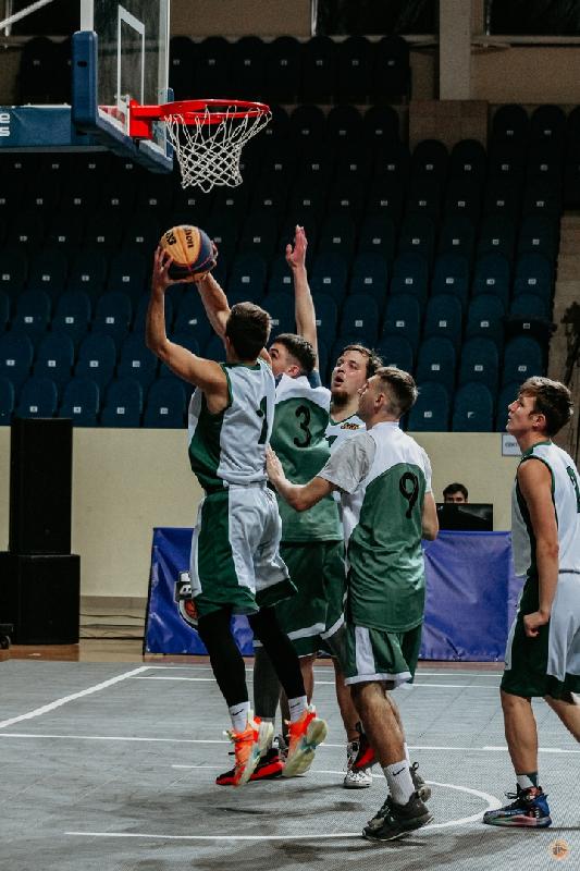 Воронежские баскетболисты победили на смоленской земле