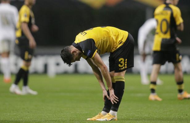АЕК Карреры проиграл «Браге» в матче Лиги Европы