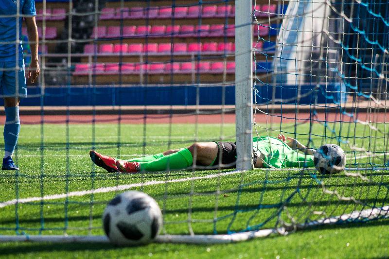 Смоленский клуб «Красный» крупно проиграл на Сахалине, потерпев первую гостевую неудачу в ПФЛ