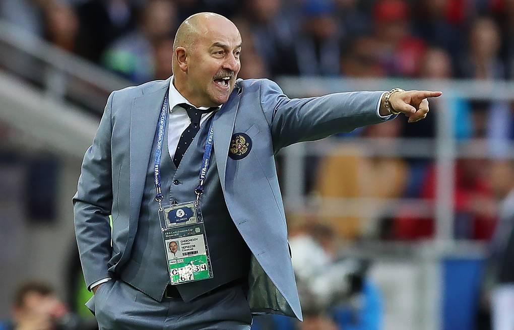 Станислав Черчесов: «В Сербии всегда были игроки хорошего уровня»
