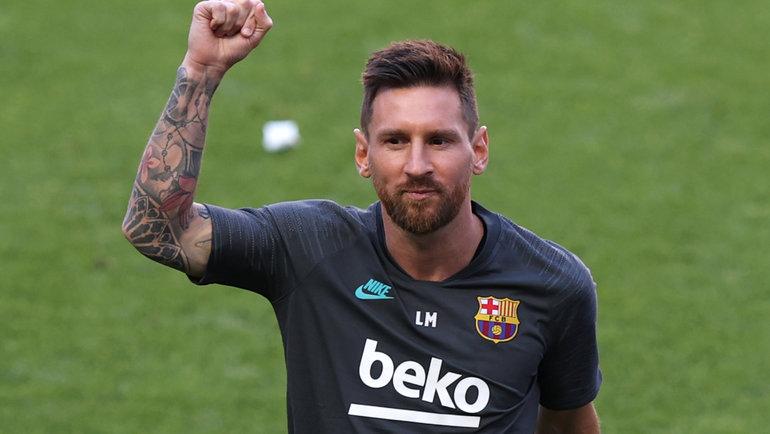Месси резко ответил на вопрос о «Барселоне»