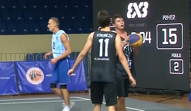 Смоленск принял второй тур баскетбольного фестиваля