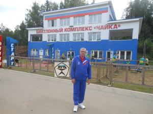 Смолянин Юрий Векшин рассказал об изменениях в союзе биатлонистов России
