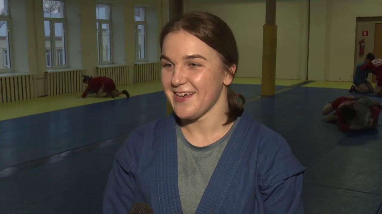 Смоленская самбистка взяла «бронзу» мирового чемпионата