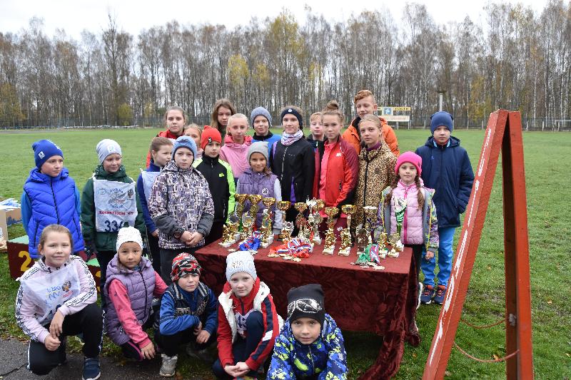 В Смоленской области прошел кросс в память о Вячеславе Балалаеве