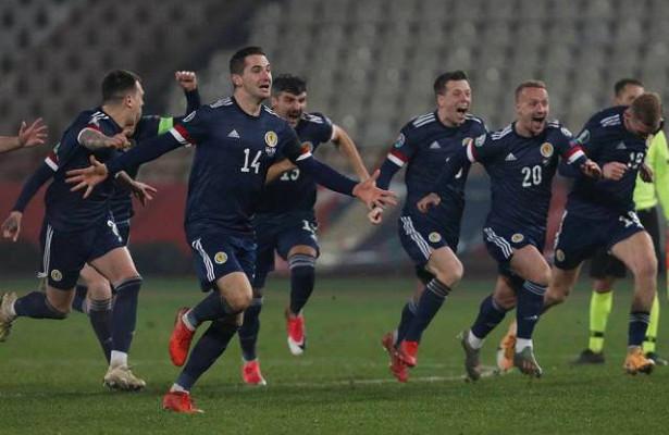 Определились все участники чемпионата Европы по футболу