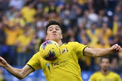Бывший футболист «Ростова» забил первый мяч в чемпионате Италии