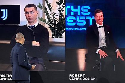 ФИФА назвала лучшего футболиста года