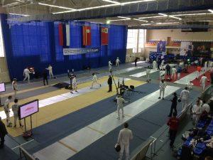 В Смоленске из-за коронавируса отменили главный турнир года по фехтованию