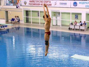 Смоленск принял всероссийские соревнования по прыжкам в воду