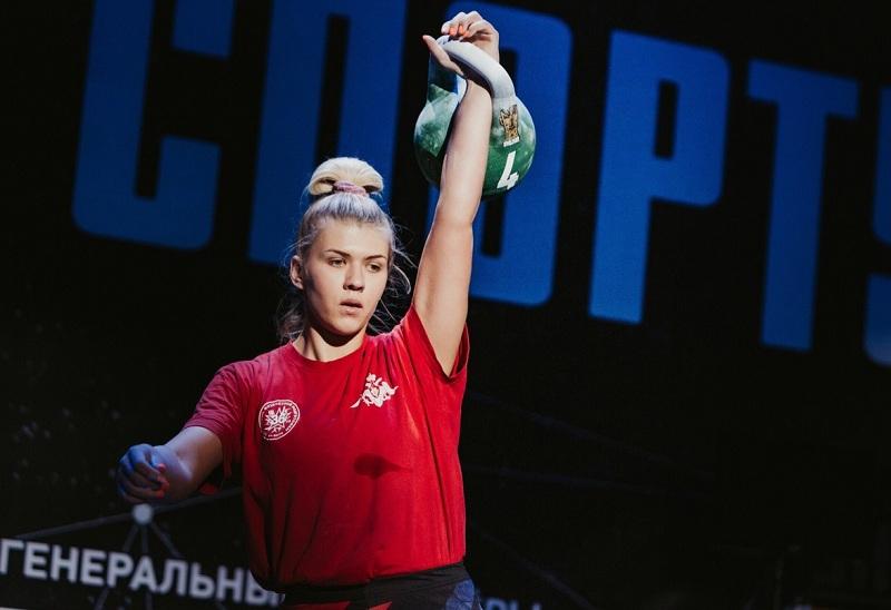 Победительница мировых первенств по гиревому спорту из Смоленска оценила шансы попадания на олимпийские игры