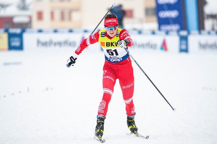 Выпускница Смоленской физакадемии стала второй на этапе лыжной многодневки