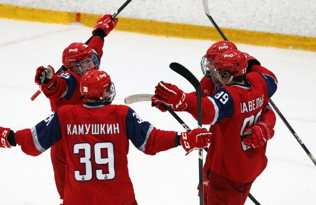 «Локомотив» всухую обыграл ЦСКА в матче КХЛ