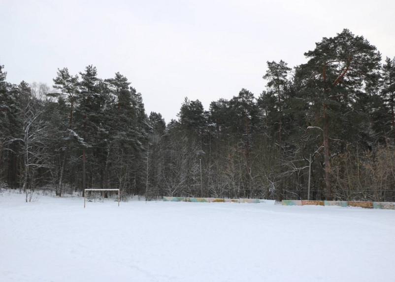 Новый спорткомплекс появится в Красном бору Смоленска