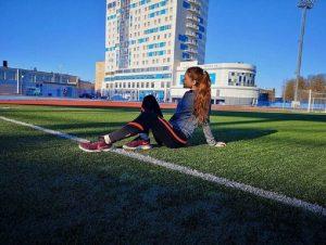 В Смоленске легкоатлеты разыграли Кубок Нового года