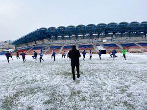 Смоленский клуб «Красный» сыграет с фарм-клубом «Локомотива»