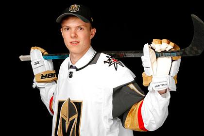 Клуб НХЛ подписал контракт с 20-летним россиянином