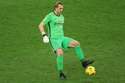 Клуб АПЛ заинтересовался российским вратарем