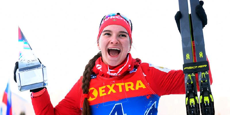Выпускница Смоленской физакадемии выиграла этап многодневки «Тур де Ски»