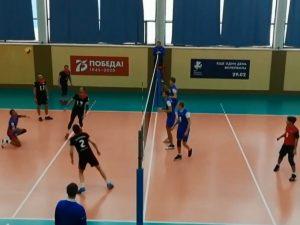 Волейболисты города смоленских атомщиков вернулись из Обнинска с тремя победами