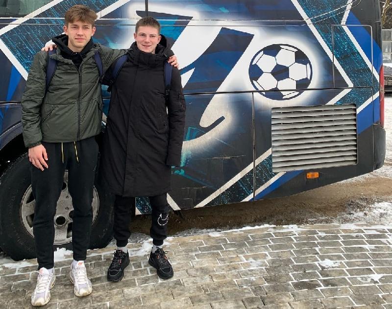 Юные смоляне проходят сборы в ФК «Чертаново»