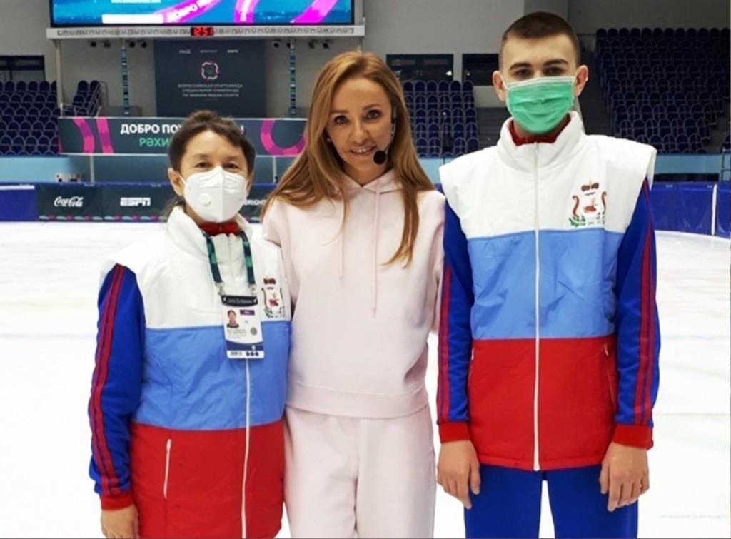 Смоленский фигурист вошёл в основной состав сборной России
