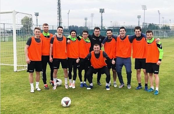 Смоленский клуб «Красный» в Турции сыграет с клубом из Узбекистана