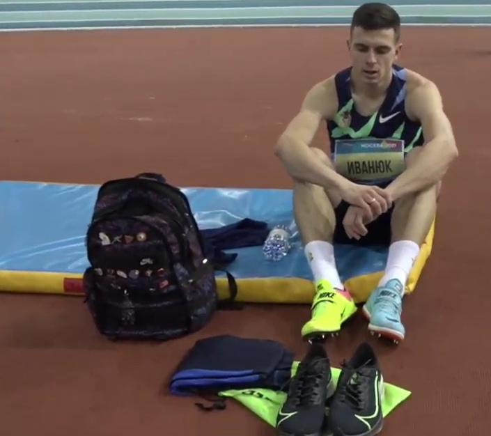 Смолянин Иванюк не сумел в третий раз подряд выиграть чемпионат России