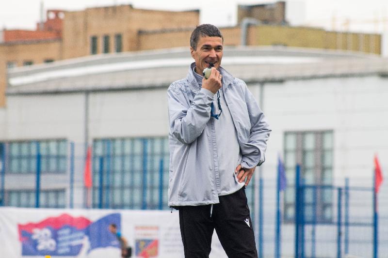 Экс-тренер смоленского клуба «Красный» Булатов трудоустроился в Латвии