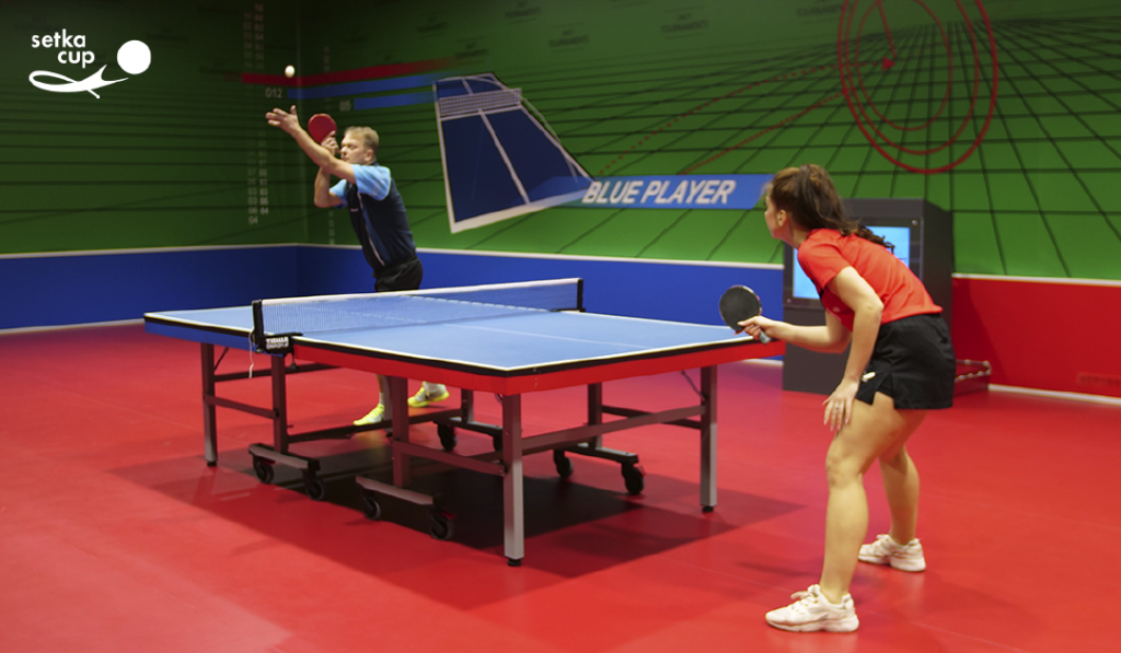 SETKA CUP: количество поклонников настольного тенниса в Украине растет благодаря социальным медиа