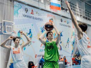 Смоляне завоевали путевки на Всероссийский финал чемпионата «Локобаскет-Школьная лига»