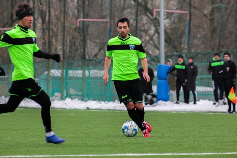 Смоленский клуб «Красный» разгромил «Аврору» в Кубке нации