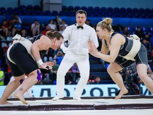Смоленские сумоистки поедут на чемпионат Европы