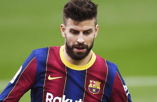 «Барселона» сообщила о травме Пике