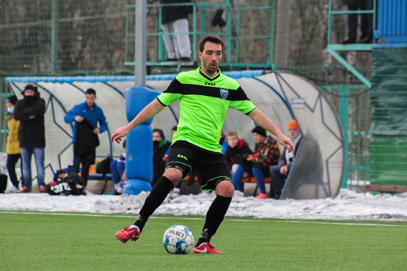 Смоленские футболисты обыграли «Сахалинец» в Кубке нации