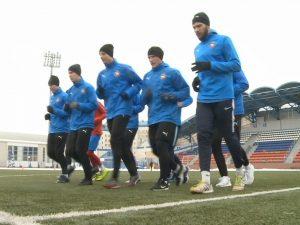 Смоленские футбольные команды готовятся к Первнству ПФЛ