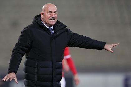 Черчесов прокомментировал победу сборной России над Мальтой