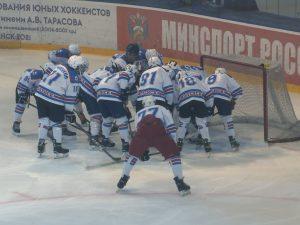 В Смоленске состоялся дружеский матч в рамках «Золотой шайбы»