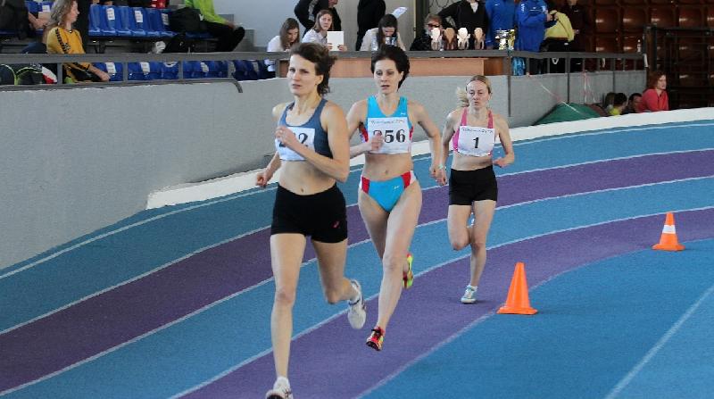 Смоленские ветераны выиграли медали на зимнем чемпионате России по легкой атлетике
