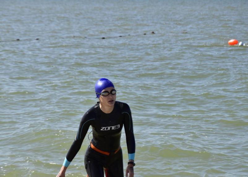 На Десногосрком водохранилище впервые пройдут соревнования по плаванию
