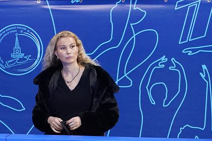 Тутберидзе отреагировала на слухи о возвращении Трусовой