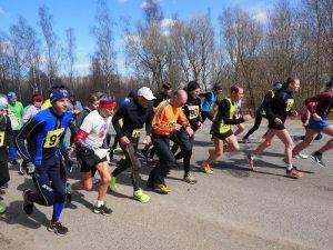 В Смоленской области состоялся легкоатлетический пробег Клушино-Гагарин
