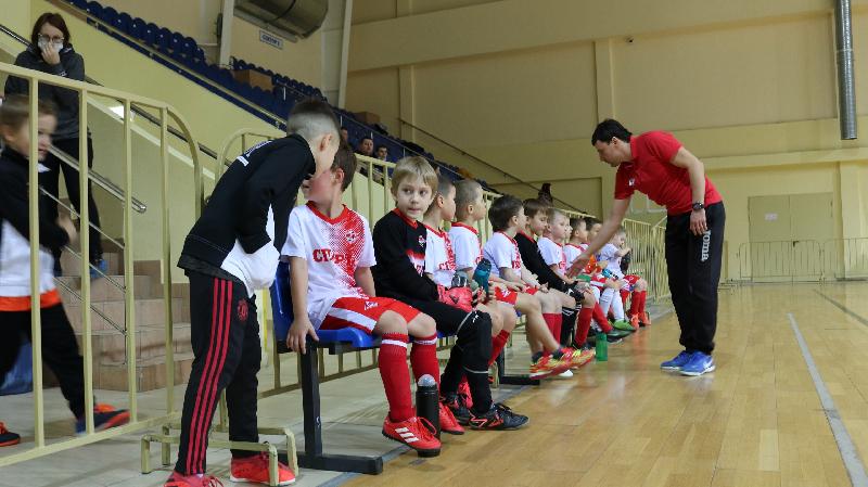 А как же игровая практика? Сколько юношеских турниров СФФ «Центр» примет Смоленск в 2021 году