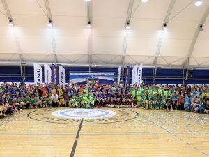 Школьники смоленского райцентра успешно выступили в турнире по мини-футболу