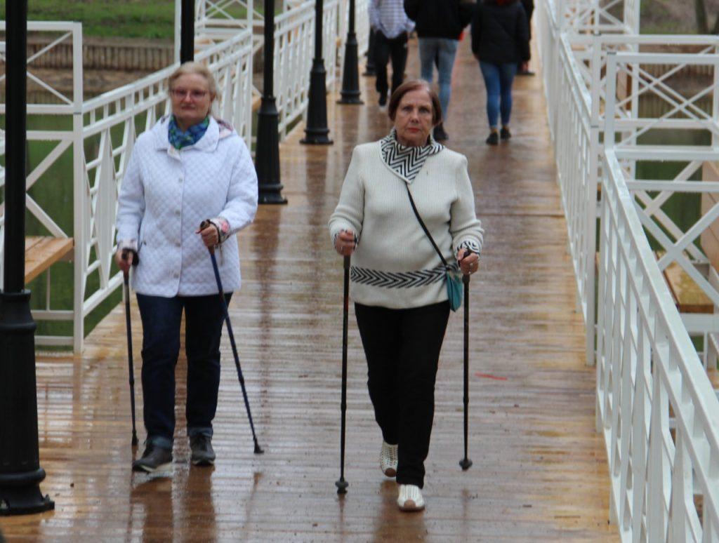 Парк «Соловьиная роща» откроет сезон зарядок с ветеранами в Смоленске