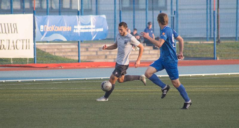 Смоленские футболисты из «Красного» в гостях обыграли лидера ПФЛ