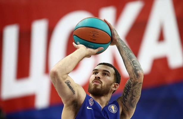ЦСКА объявил об уходе баскетболиста Джеймса