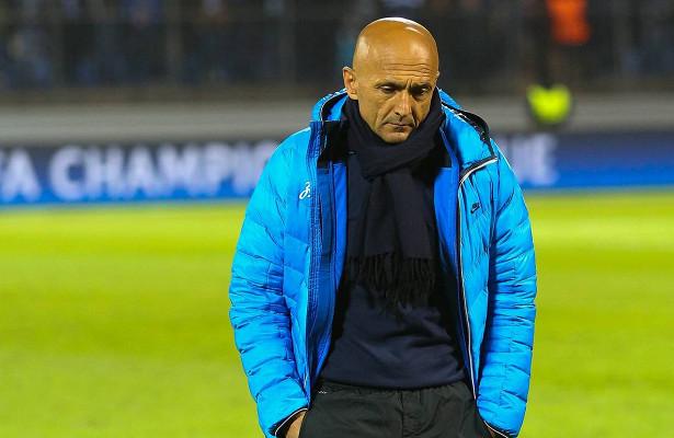 В Италии утверждают, что Спаллетти является кандидатом на пост главного тренера «Спартака»
